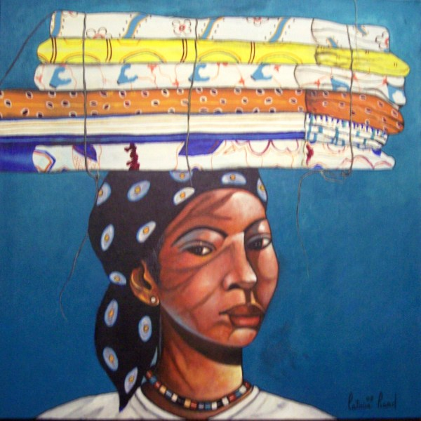 Haitian Art Patrice Piard Glory Of